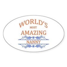 Nanny Decal