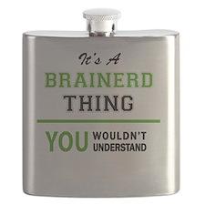 Cute Brainerd Flask