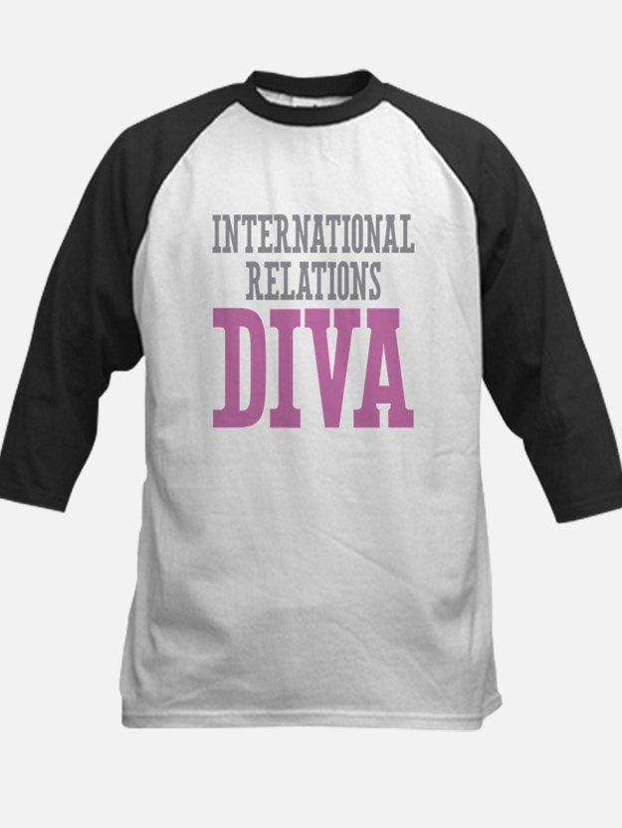 International Relations DIVA Baseball Jersey