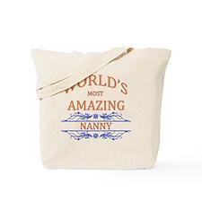 Nanny Tote Bag