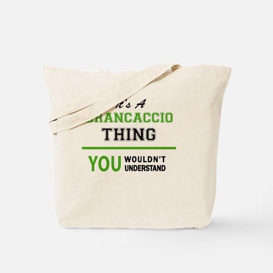 Unique Brancaccio Tote Bag