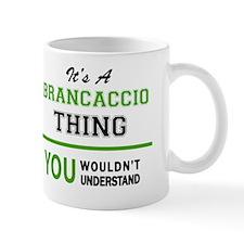 Cute Brancaccio Mug