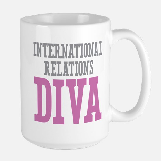 International Relations DIVA Mugs