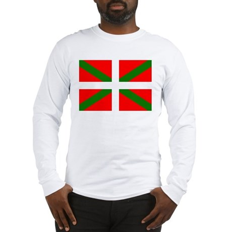 Ikurrina Long Sleeve T-Shirt