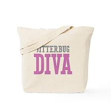 Jitterbug DIVA Tote Bag