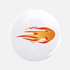 "LARGE FLAMES 3.5"" Button"
