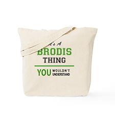 Unique Brodie Tote Bag