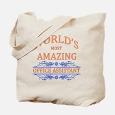 Office Assistant Tote Bag