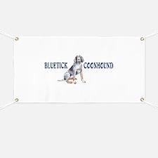 BLUETICK COONHOUND FULL CHEST Banner