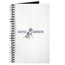 BLUETICK COONHOUND FULL CHEST Journal