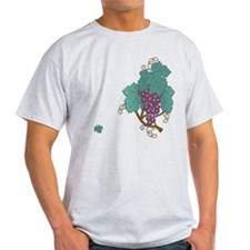 From the Vineyard Ash Grey T-Shirt