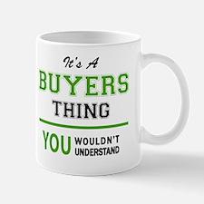 Unique Buyer Mug