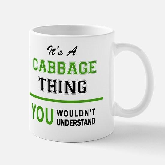Unique Cabbage Mug