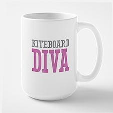 Kiteboard DIVA Mugs