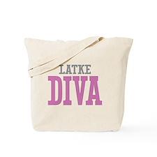 Latke DIVA Tote Bag