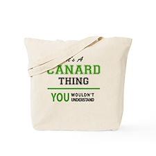 Cute Canard Tote Bag