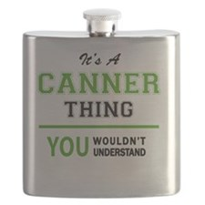 Cute Canner Flask