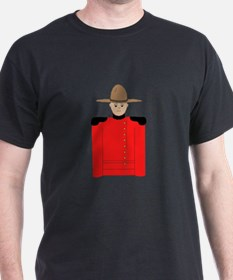 Canadian Mountie T-Shirt