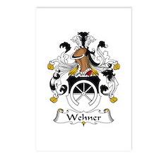 Wehner Postcards (Package of 8)