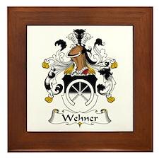 Wehner Framed Tile