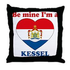Kessel, Valentine's Day Throw Pillow