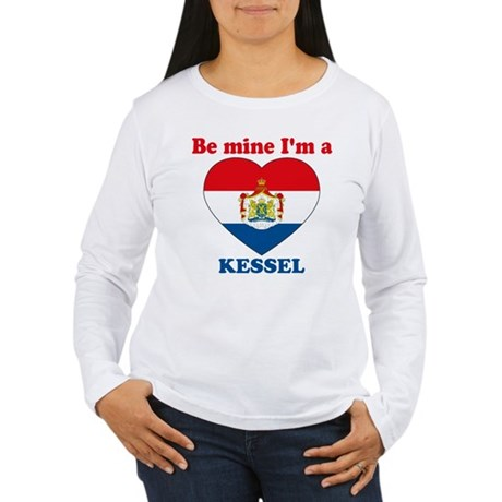 Kessel, Valentine's Day Women's Long Sleeve T-Shir