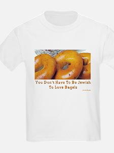 Love Bagels T-Shirt