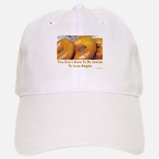 Love Bagels Baseball Baseball Cap