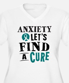 Anxiety Lets Find T-Shirt