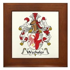 Wechsler Framed Tile