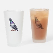 PIGEON Drinking Glass