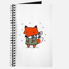 FOX IN WINTER Journal