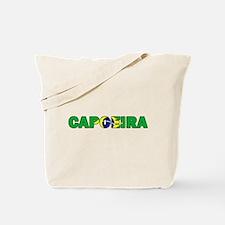 Capoeira 001 Tote Bag