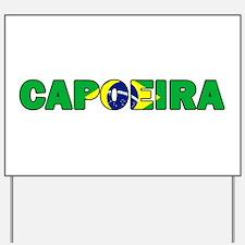 Capoeira 001 Yard Sign