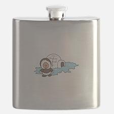 ESKIMO IGLOO Flask