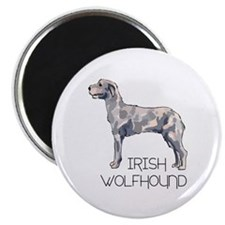 IRISH WOLFHOUND LETTERS Magnets