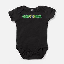 Capoeira 002 Baby Bodysuit