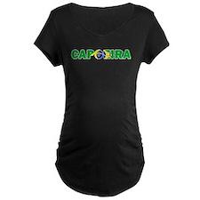 Capoeira 002 Maternity T-Shirt