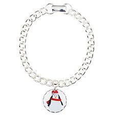 Christmas Penguin Bracelet