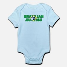 Brazilian Jiu-Jitsu 001 Body Suit