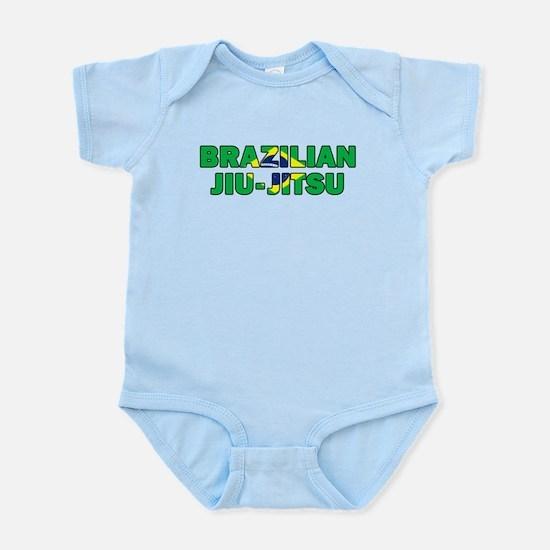 Brazilian Jiu-Jitsu 001 Body Suit