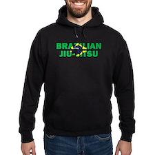 Brazilian Jiu-Jitsu 001 Hoodie
