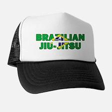 Brazilian Jiu-Jitsu 001 Trucker Hat