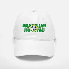 Brazilian Jiu-Jitsu 001 Baseball Baseball Cap