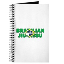 Brazilian Jiu-Jitsu 001 Journal
