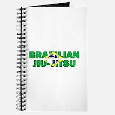 Brazilian Jiu-Jitsu 001 Journal