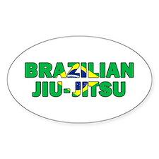 Brazilian Jiu-Jitsu 001 Decal