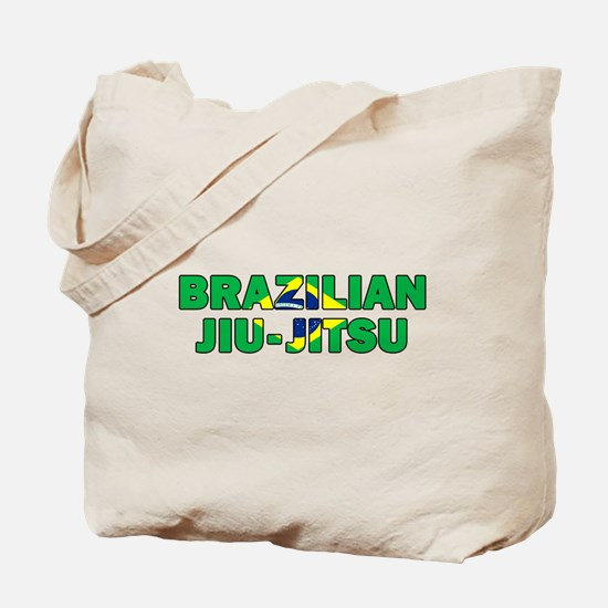 Brazilian Jiu-Jitsu 001 Tote Bag