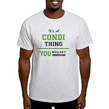 Unique Condi T-Shirt