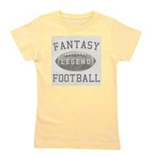 Fantasy Football Legend Girl's Tee